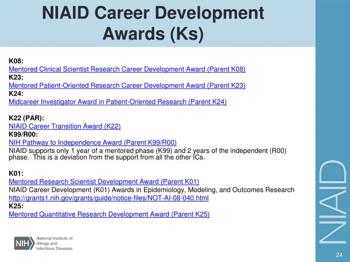 NIAID Career