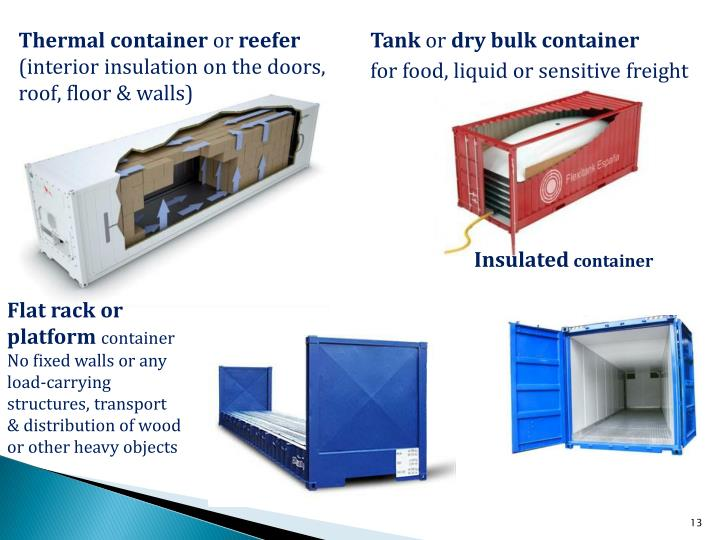 Thermal container