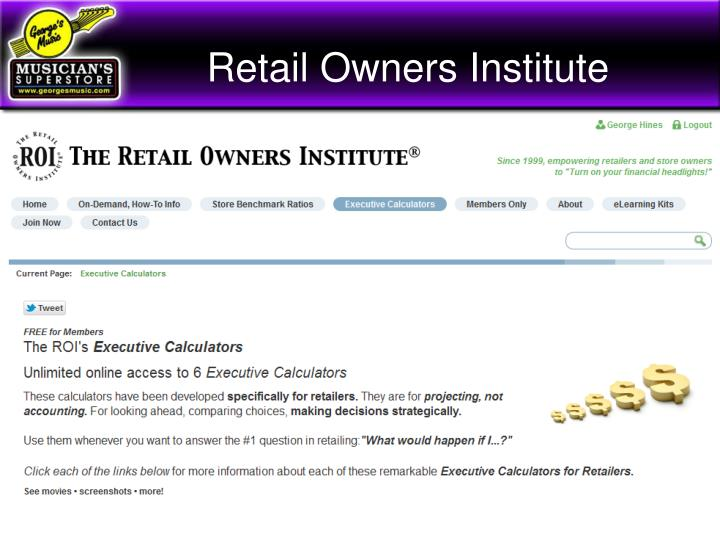 Retail Owners Institute