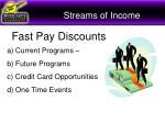 streams of income1