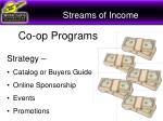 streams of income2