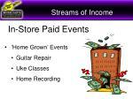 streams of income7