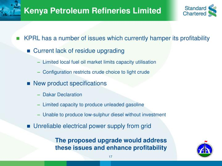Kenya Petroleum Refineries Limited