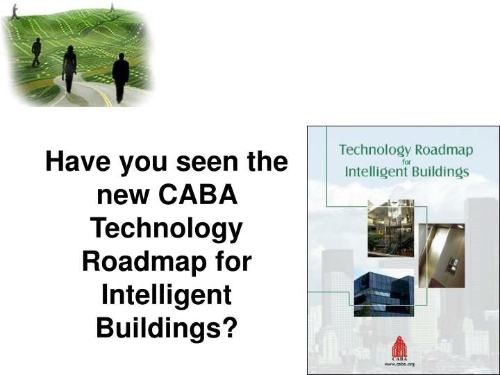 Have you seen the new CABA