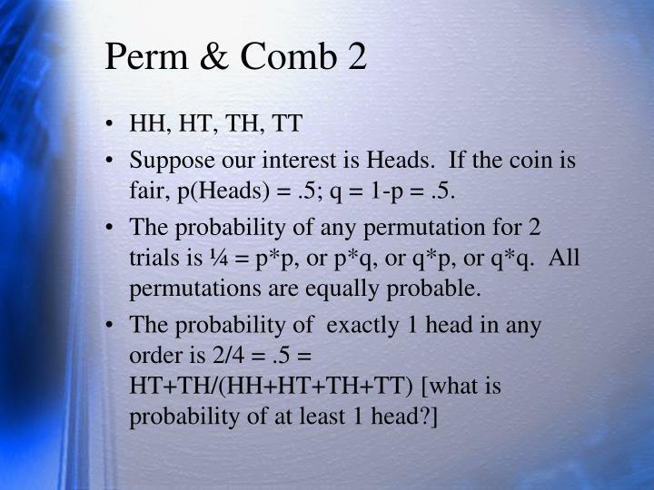 Perm & Comb 2