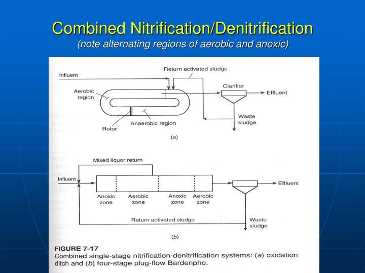 Combined Nitrification/Denitrification