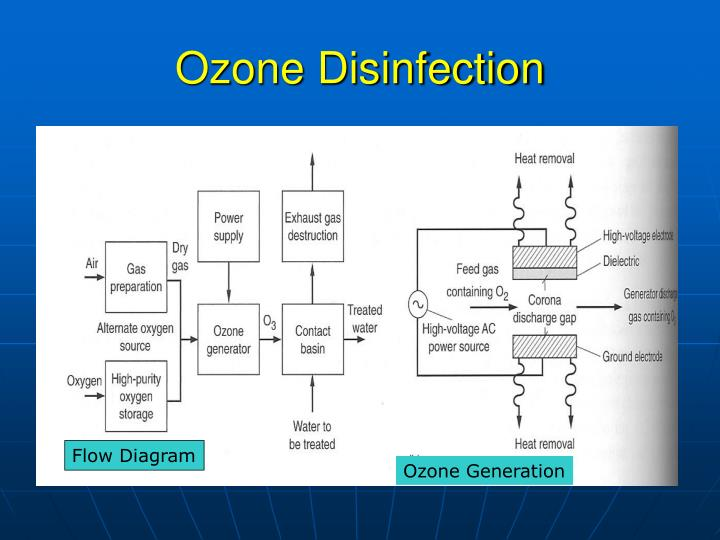 Ozone Disinfection
