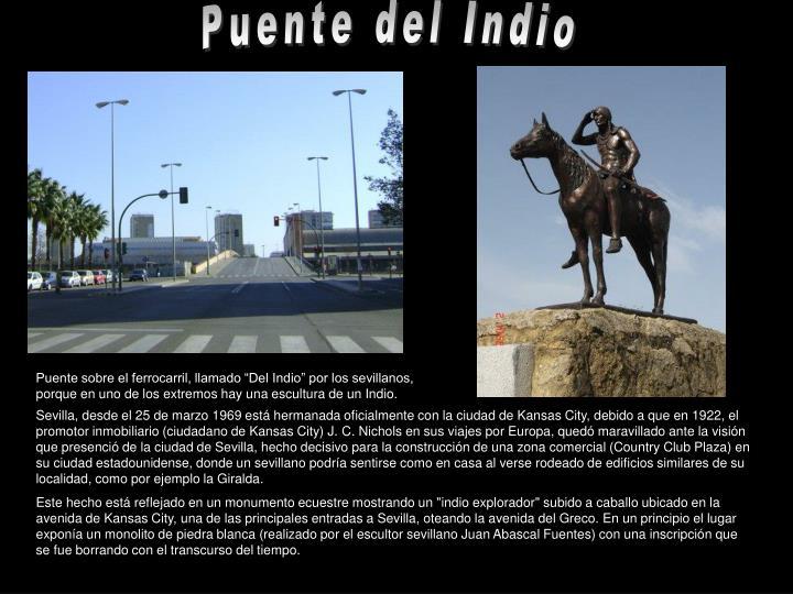 Puente del Indio