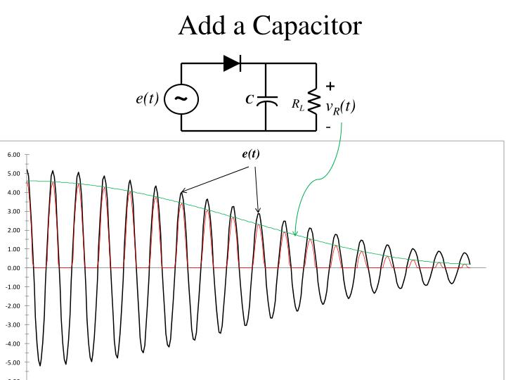 Add a Capacitor