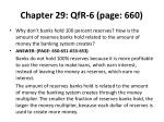 chapter 29 qfr 6 p age 660