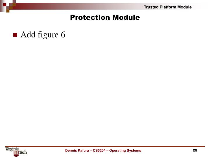Protection Module