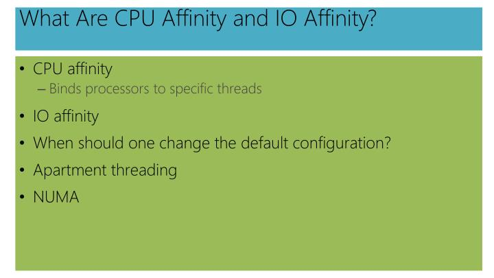 What Are CPU