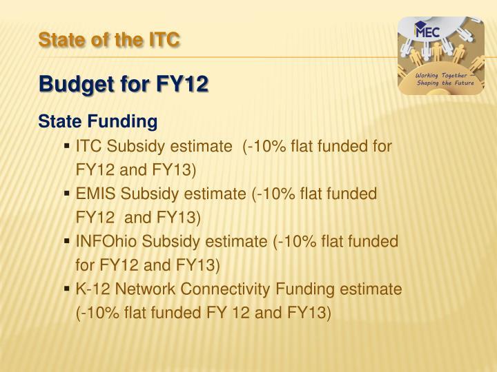 State Funding