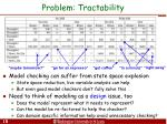 problem tractability