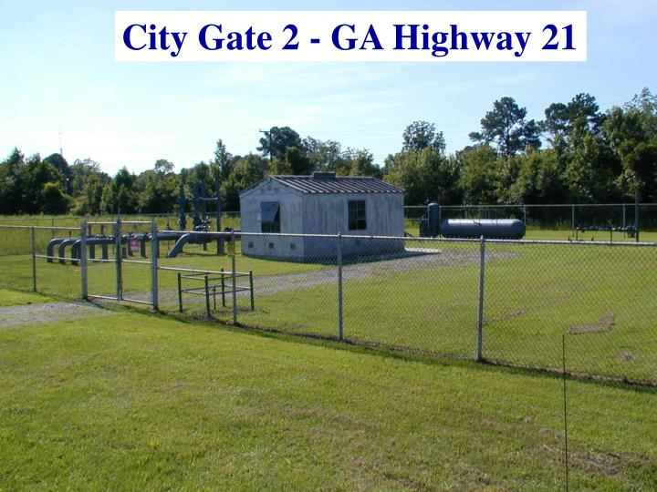 City Gate 2 - GA Highway 21