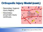 orthopedic injury model cont12