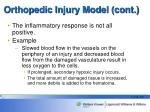 orthopedic injury model cont16