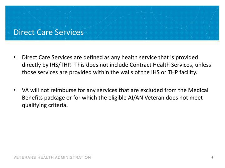 Direct Care