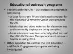 educational outreach programs1