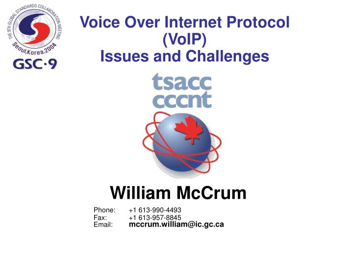 Voice over internet protocol voip issues and challenges