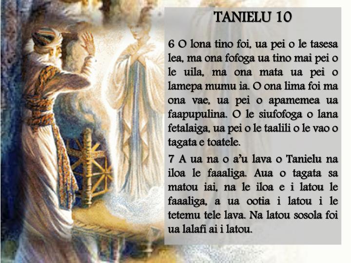 TANIELU 10