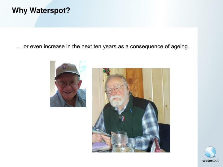Why Waterspot?