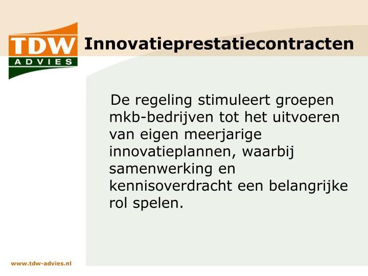 Innovatieprestatiecontracten