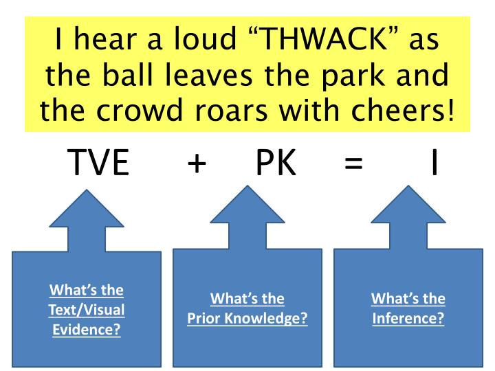 "I hear a loud ""THWACK"" as the ball leaves the park and the crowd roars with cheers!"