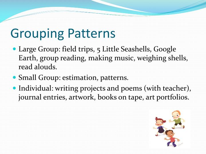 Grouping Patterns