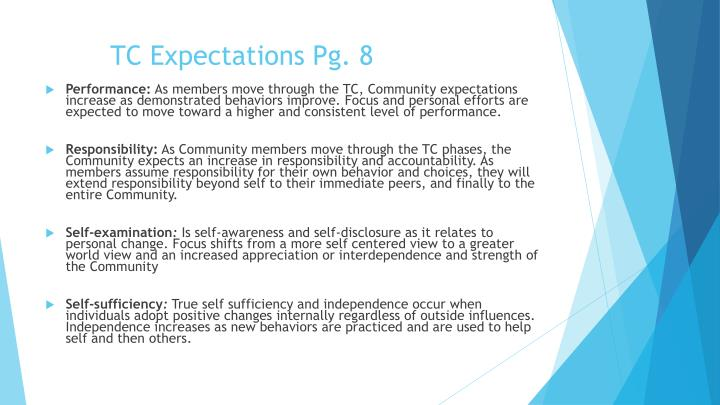 TC Expectations Pg. 8