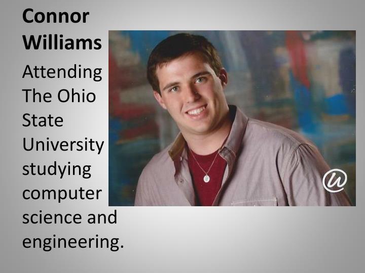 Connor Williams