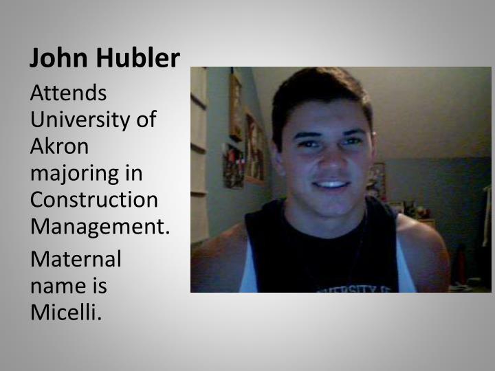John Hubler