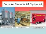 common pieces of at equipment1