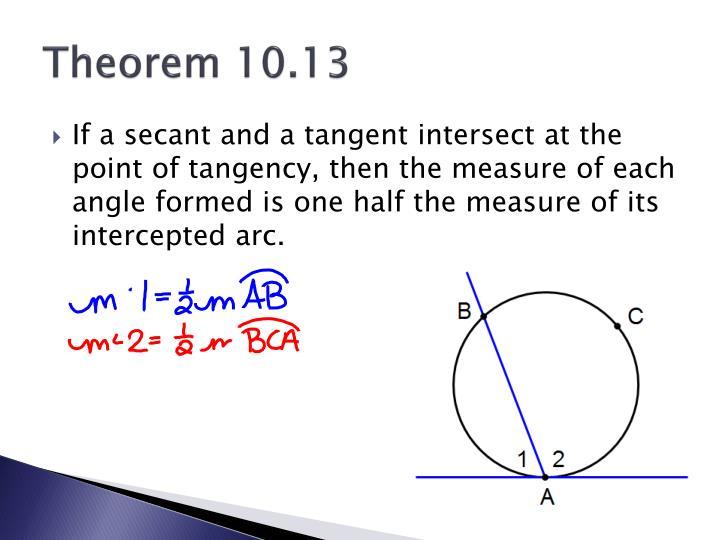 Theorem 10.13