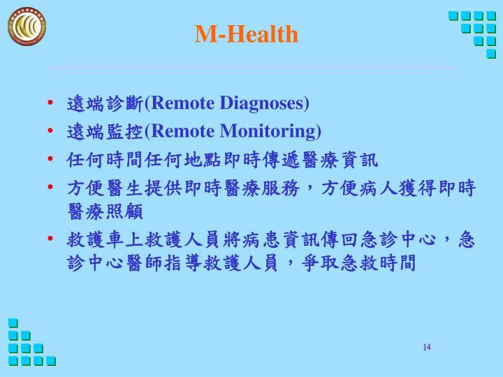 M-Health