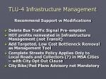 tlu 4 infrastructure management1