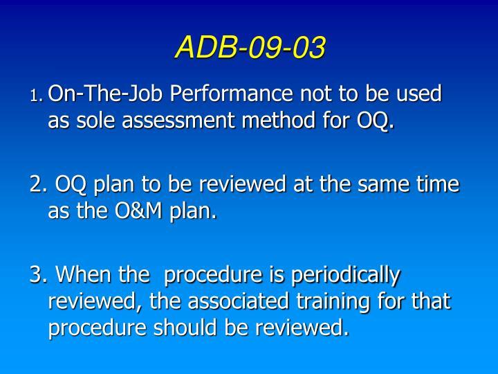 ADB-09-03