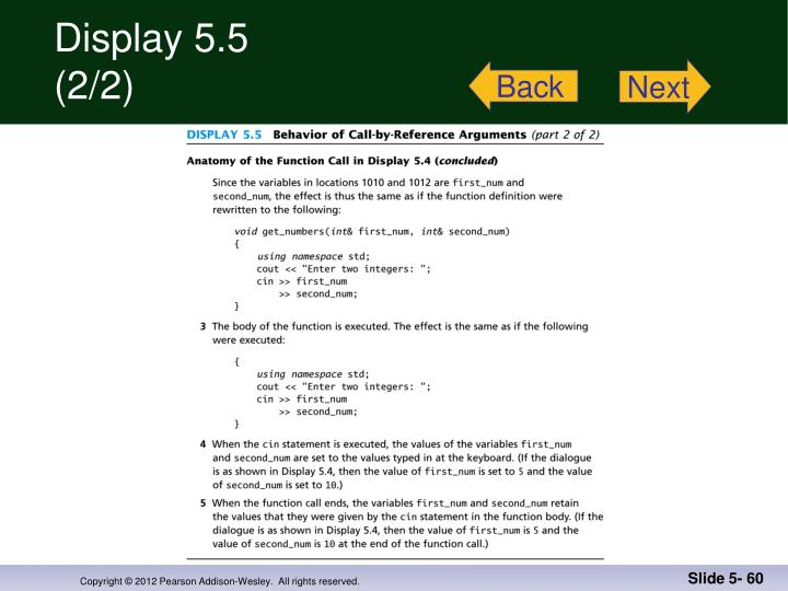 Display 5.5