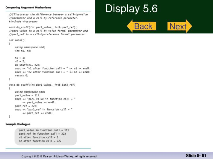 Display 5.6