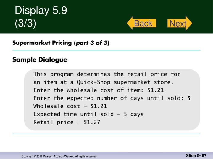 Display 5.9