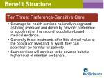 benefit structure6