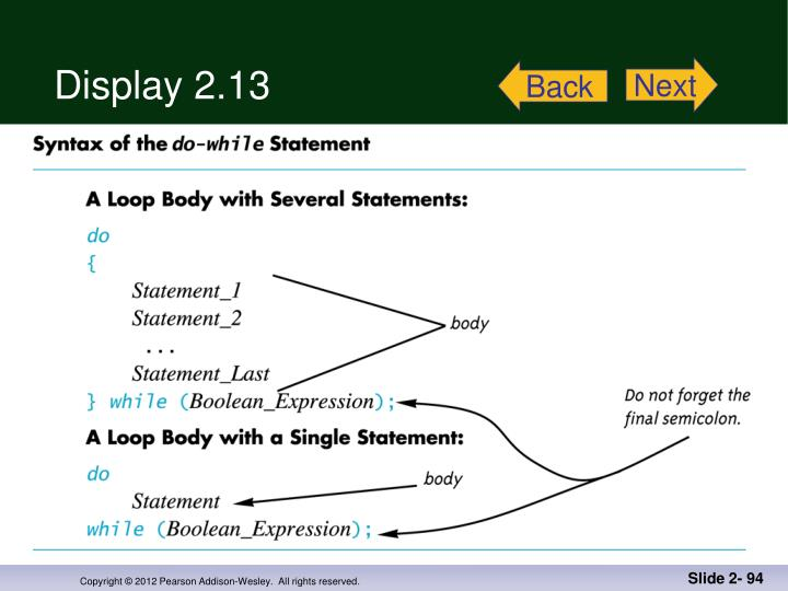 Display 2.13