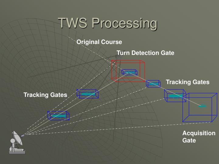 TWS Processing