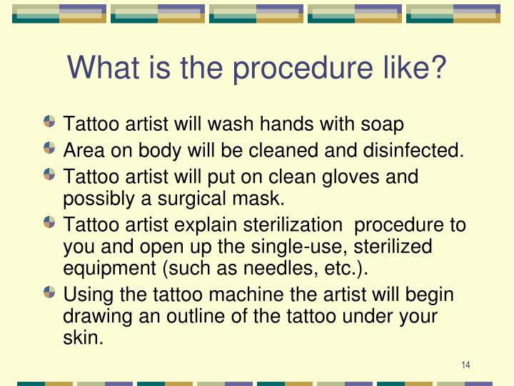 What is the procedure like?