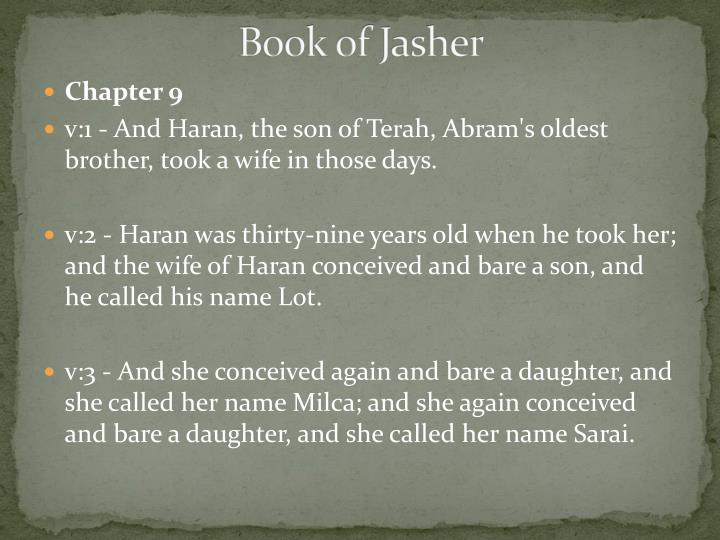 Book of
