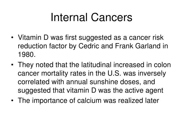 Internal Cancers
