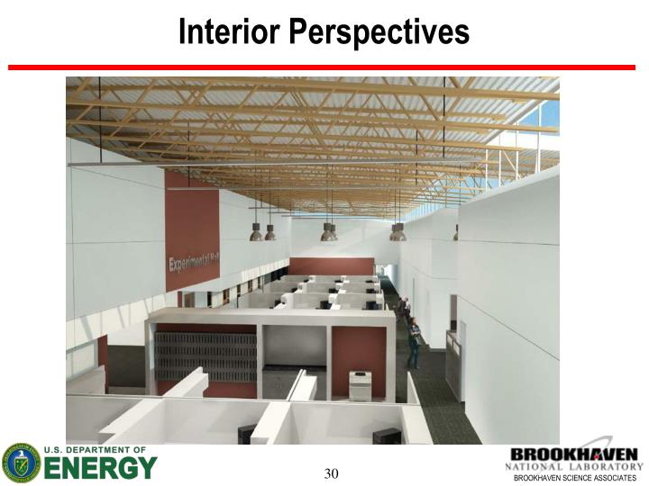 Interior Perspectives