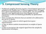 3 compressed sensing theory