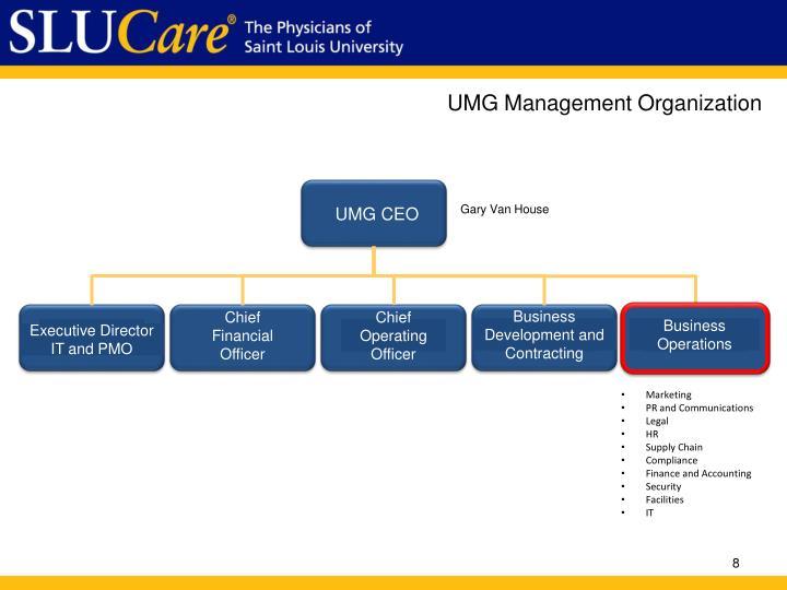 UMG Management Organization