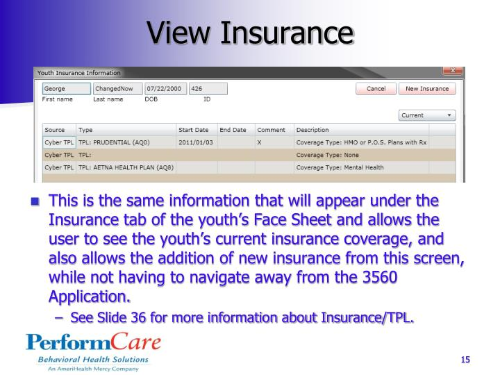 View Insurance